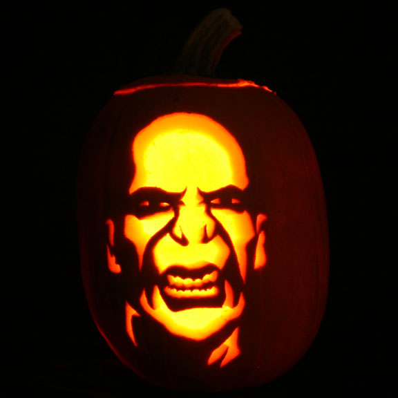 Gallery for gt voldemort pumpkin stencils