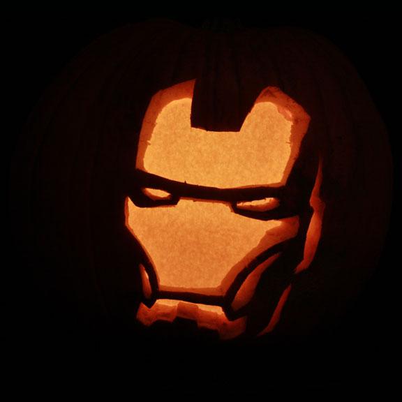 Iron Man Pumpkin Template | www.imgkid.com - The Image Kid ...